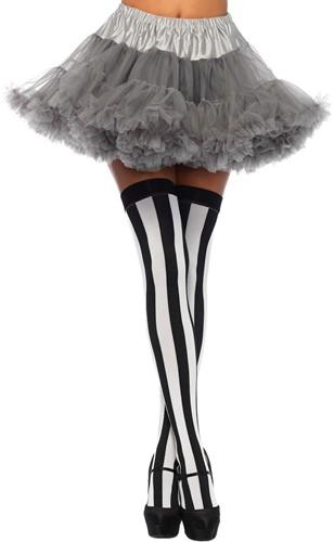 Petticoat Grijs Luxe (2 laags)