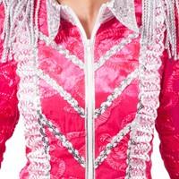 Carnavalsjas Markiezin Pink Luxe voor dames-2