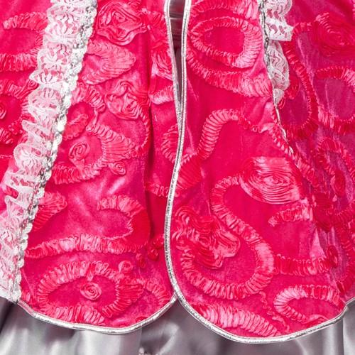 Carnavalsjas Markiezin Pink Luxe voor dames-3