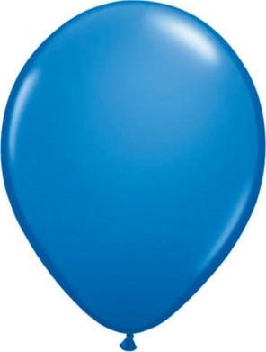 Ballonnen Blauw 100 stuks 30cm