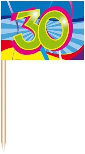 Prikkers 30 jaar Swirl 50st