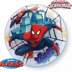 Bubble Ballon Spiderman
