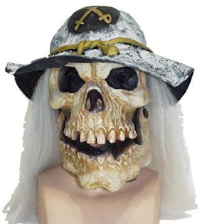 Halloween Masker Skull Soldier