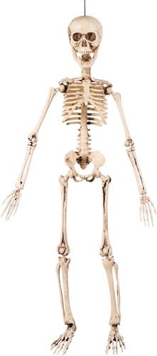 Hangdecoratie Bewegend Skelet (50cm)