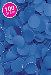 Confetti 100 gr Brandveilig Blauw