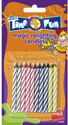 Magic Relight Kaarsjes