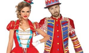 Circus kleding kopen bij Carnavalsland