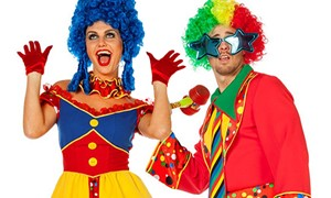 Carnavalsaccessoires Clowns