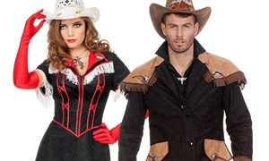 Carnavalsaccessoires Cowboys & Cowgirls