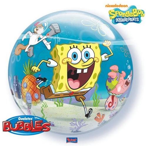 Bubble Ballon Spongebob