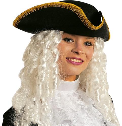 Tricorne hoed