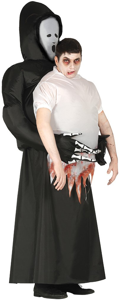 Halloween Kleding Maken.Halloween Kostuum Gedragen Door Geest