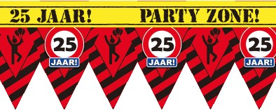 Markeerlint Party 25 Jaar