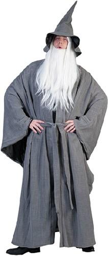 Herenkostuum Grijze Tovenaar Gandalf
