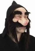 Halfmasker Gnoom Zwart