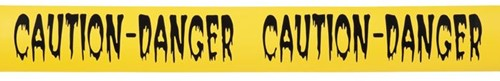 Markeerlint Caution-Danger (10m)