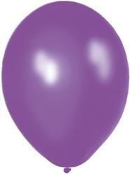 Ballonnen Paars 25 stuks 30cm