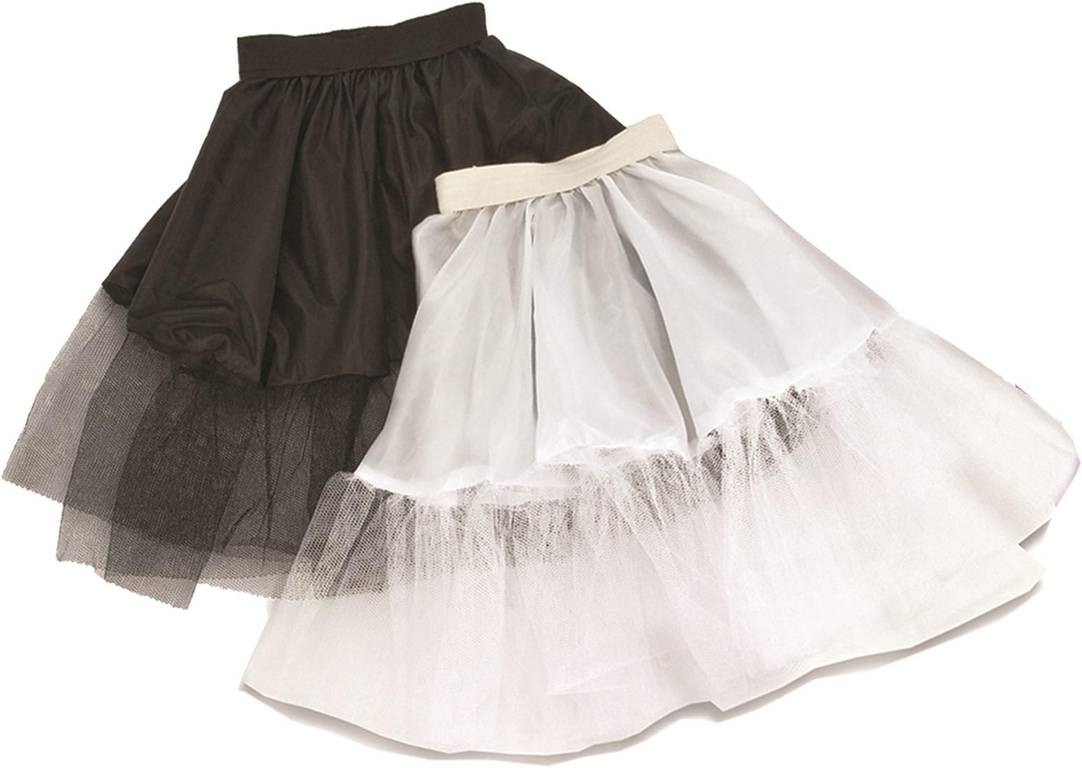 d6dcacd7846 Petticoat Zwart | Carnavalsland