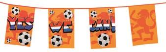 Vlaggenlijn YES WE CAN Oranje