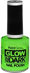 Nagellak Glow in the Dark - UV Neon Groen