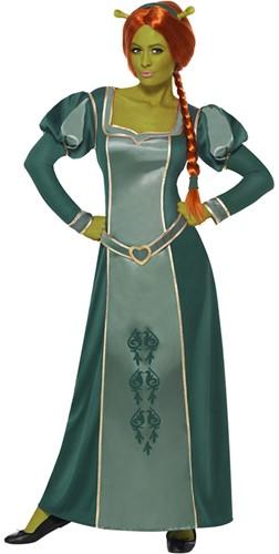 Dameskostuum Prinses Fiona (Shrek)