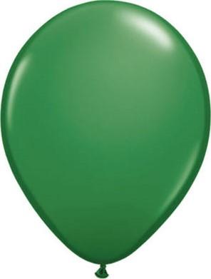Ballonnen Groen 100 stuks 30cm