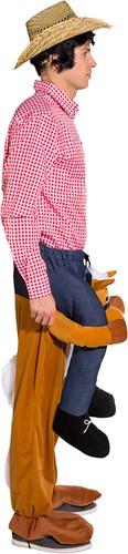 Piggyback Kostuum Paard-2