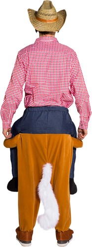 Piggyback Kostuum Paard-3