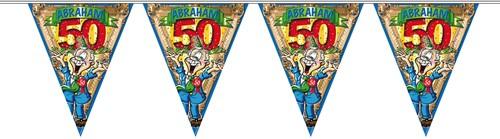 Vlaggenlijn Abraham Stripes