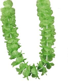 Hawaiikrans Groen Luxe