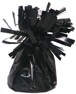 Ballongewicht Folie Zwart
