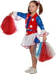 Cheerleaderpakje Galaxy voor meisjes