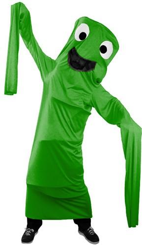 Kostuum Skydancer Groen