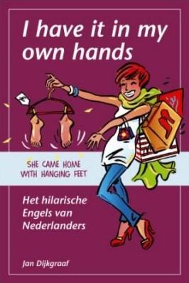 Boek Hilarisch NL's Engels