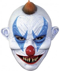 Creepy Clown Masker Latex Luxe