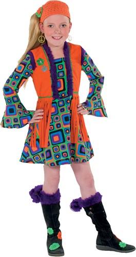 Meisjes Hippie Jurkje Luxe
