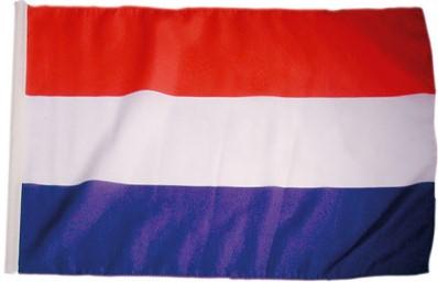 Vlag Nederland 60x90cm