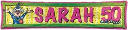 Banner Sarah Stripes 40X180CM