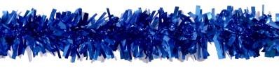 Folieguirlande Brandveilig 4mtr Blauw