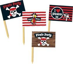 Prikkers piraat 36 stuks