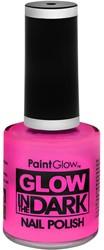 Nagellak Glow in the Dark - UV Neon Pink