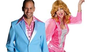Disco en seventies kleding kopen bij Carnavalsland