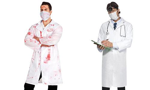 Dokters Kleding