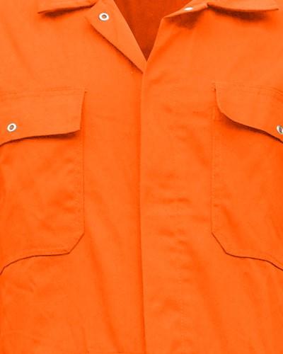 Overall Oranje voor volwassenen-2