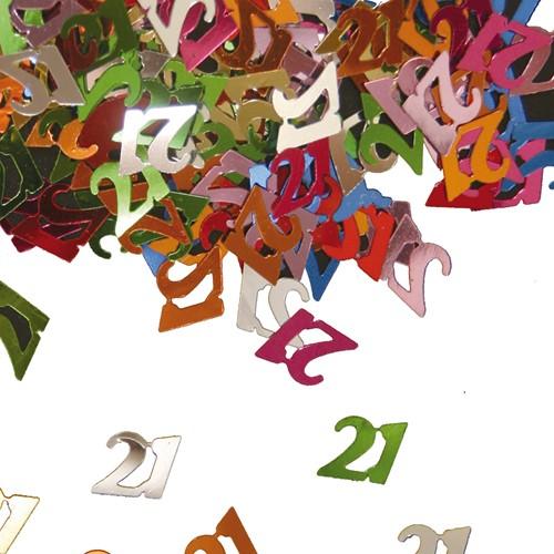 Confetti 21 Luxe