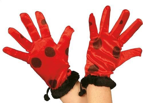 Handschoenen Lieveheersbeestje
