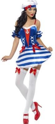 Sailor Sweetie Jurkje