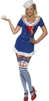 Sailor Ahoy Jurkje
