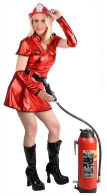 Hottie Fire Lady