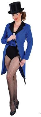 Slipjas Dames Blauw